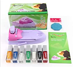 Nail Art Printer-Print Painting Self-service Manicure Machine Nail Stamper Tool for Lady Girls