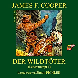 Der Wildtöter (Lederstrumpf 1) Titelbild
