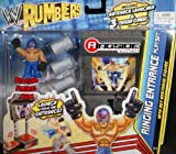 REY MYSTERIO W/ RINGING ENTRANCE PLAYSET WWE RUMBLERS WWE Toy Wrestling Action Figure by WRESTLING...