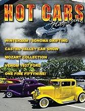HOT CARS MAGAZINE: The Nation's Hottest Car Magazine! (Volume 3)