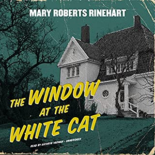 The Window at the White Cat cover art