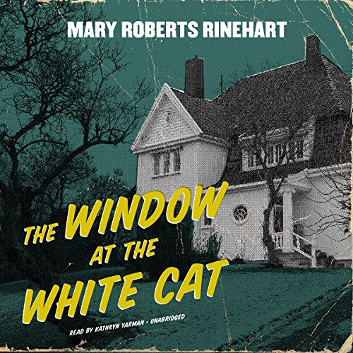 The Window at the White Cat audiobook cover art