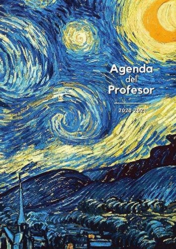 Agenda del Profesor 2020 2021: Planificación Práctica para Docentes | Para cada semana: 1 página doble para la agenda y 1 página doble para notas, ... A4, Ilustrado: la escuela alrededor del mundo