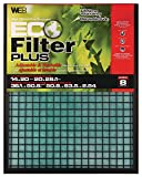 Web Eco Filter Plus Adjustable Air Filter Review