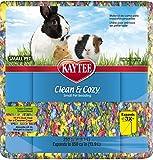 Kaytee Clean & Cozy: litière en papier, super absorbante