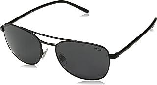 3ba21e0a7b Polo Ralph Lauren 0PH3107 926787 Montures de lunettes, Noir (Semi Shiny  Black/Dark