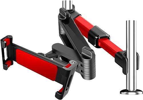 Tablet Holder for Car Back Seat, DM Tablet Car Mount for Tablet Headrest Car Tablet Holder for Kids Compatible with i...