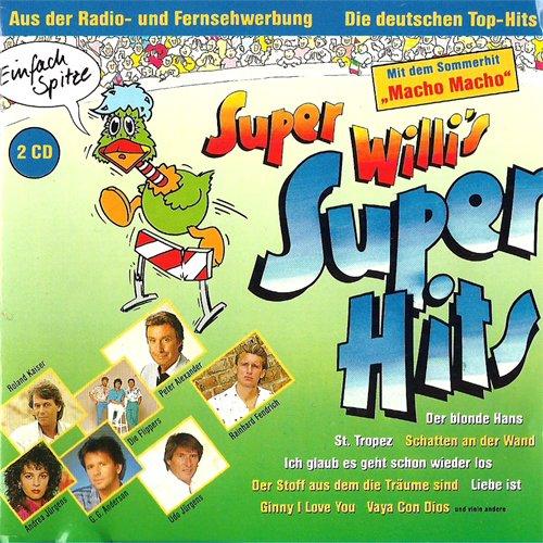 Super W i l l i Super H i t s - Deutsch