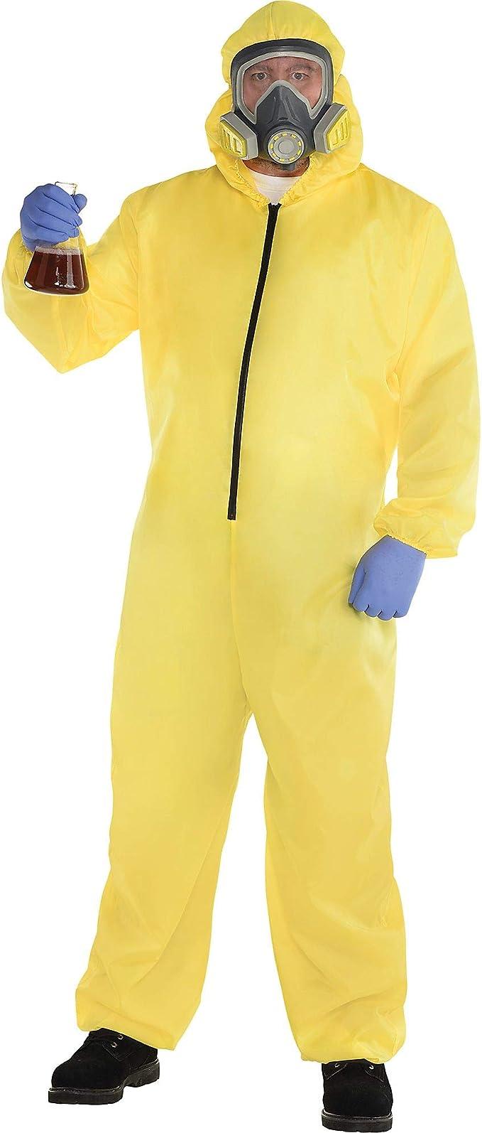 hazmat suit halloween costume