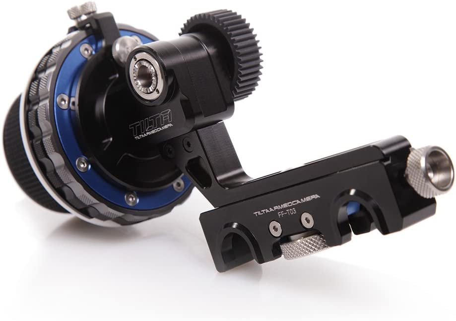 5 ☆ very popular Tilta FF-T03 15mm Follow Focus with Recommended Stops Black Hard