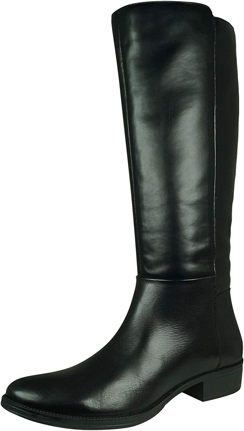 Geox D Laceyin Max 65% OFF C Boots-Black-9 Tall Leather favorite Womens