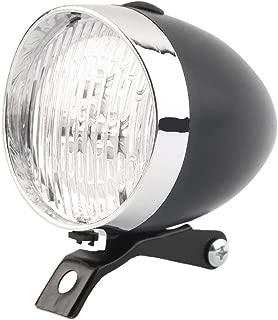 Recargable por USB Color Blanco Luz LED para Bicicleta Resistente al Agua para Camping Kingnew