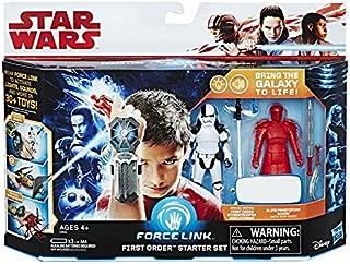 Star Wars C3553 Force Link First Order Starter Set - 2 Pack