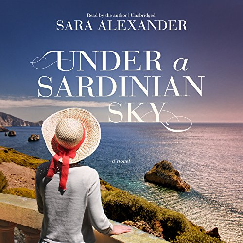Under a Sardinian Sky audiobook cover art