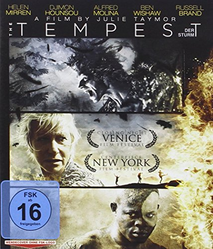 The Tempest [Blu-Ray] [Import]
