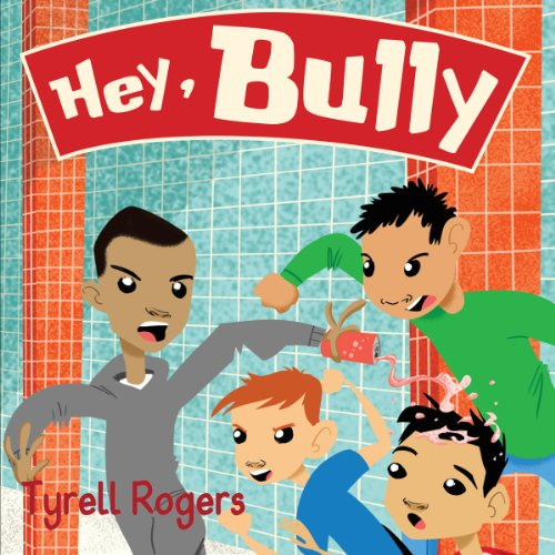 Hey, Bully cover art