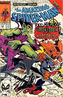Stan Lee & Todd Mcfarlane Autographed Signed The Amazing Spider-Man #312 Comic Bas #E35334