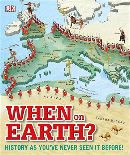 Compare Textbook Prices for When on Earth?: History as You've Never Seen It Before! Where on Earth  ISBN 0790778029401 by DK