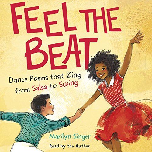 Feel the Beat audiobook cover art