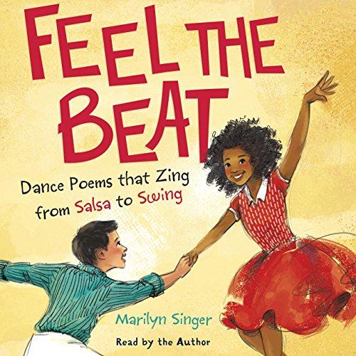 Feel the Beat audiobook cover art