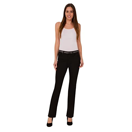 Ex M/&S Womens Ladies Embellished Jeans Straight Leg Stretchy Trousers UK Per Una