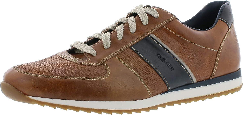 Rieker 19322 Men Casual lace-up shoes,Trainer,Sneaker,Low shoes,Street shoes