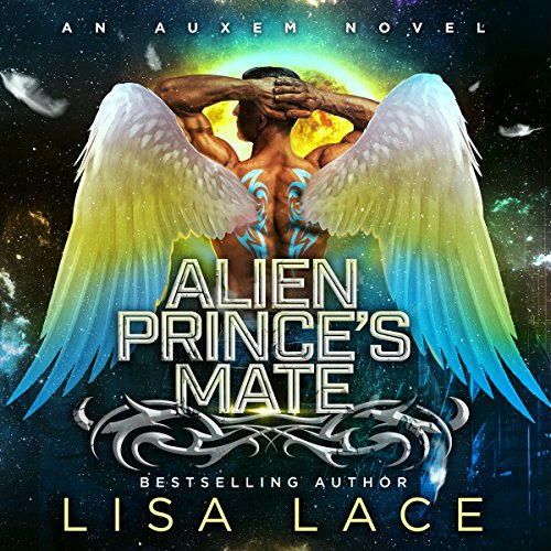 Alien Prince's Mate audiobook cover art