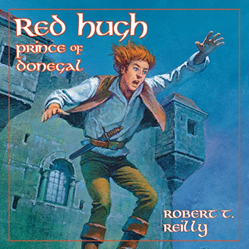Red Hugh, Prince of Donegal audiobook cover art