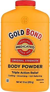 Gold Bond Med Pwdr Size 10z Gold Bond Medicated Powder Triple Action Relief