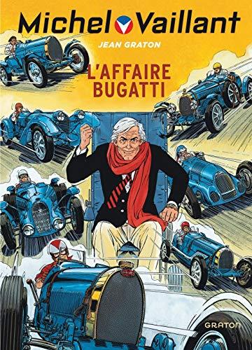 Michel Vaillant - tome 54 - Michel Vaillant 54 (rééd. Dupuis) L'affaire Bugatti