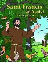 Saint Francis Assisi Messeng Graphic