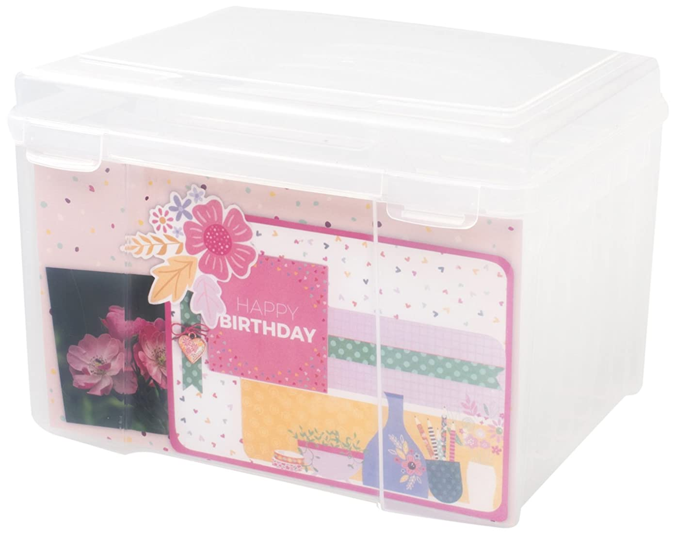 We R Memory Keepers 660270 11 x 9 x 8 File Organizer