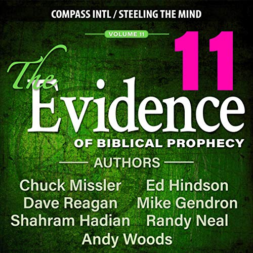 The Evidence of Biblical Prophecy, Vol. 11 cover art