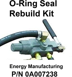 O-Ring Rebuild Kit Hydraulic Control Valve Log Splitter SpeeCo Energy 0A007238