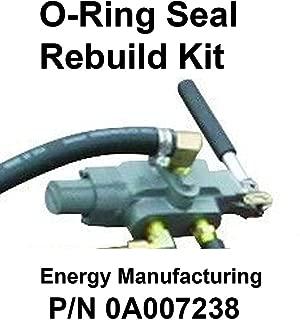 O-Ring Rebuild Kit Hydraulic Control Valve Log Splitter SpeeCo Energy 0A007238