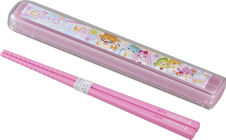 Himitsu no Cocotama HS11 Chopsticks and case set