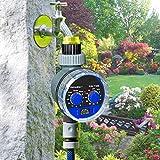 Válvula de Bola de Agua Temporizador automático Agua del Grifo único de Salida y permita Conectado presión de irrigación Sistema Cero Trabajo