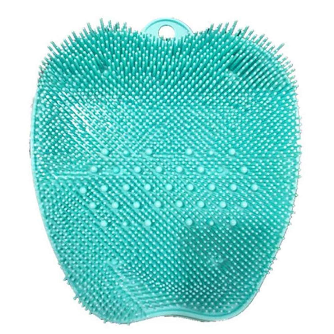 周辺息苦しい空白フットブラシ マッサージ 足裏爽快 お風呂 足指洗い 足臭い 角質 フットケア