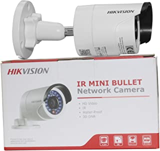 HIKVISION 4MP IP Camera DS-2CD2042WD-I Full HD 4MP IP Camera High Resoultion WDR POE Bullet CCTV Camera