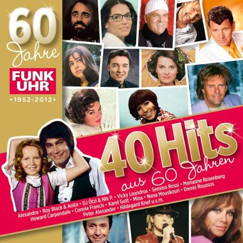 VARIOUS 60 Jahre Uhr-40 Hits aus Bild