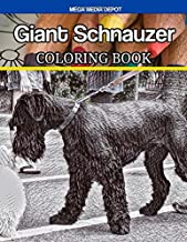 Giant Schnauzer Coloring Book