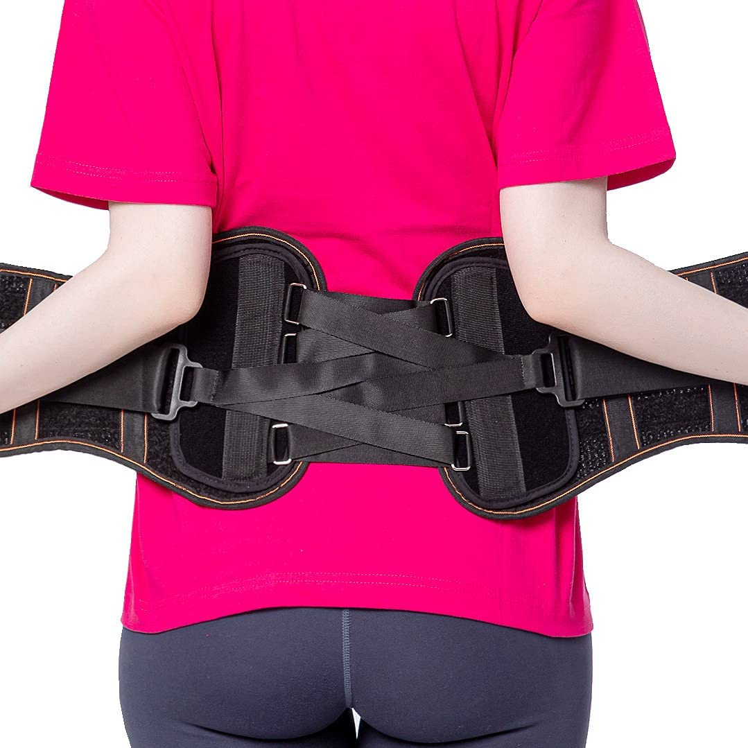 King of Kings Lower 55% OFF Back OFFicial Brace - System Pain with Relief Pulley