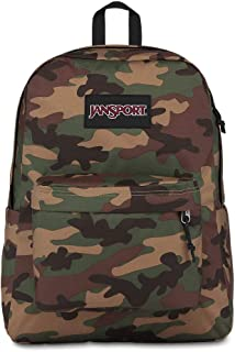 JanSport Ashbury Laptop Backpack - Comfortable School Pack   Surplus Camo