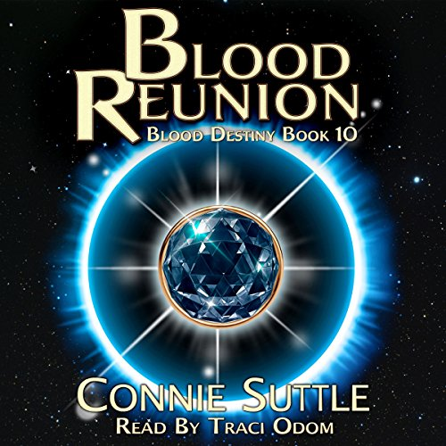Blood Reunion audiobook cover art