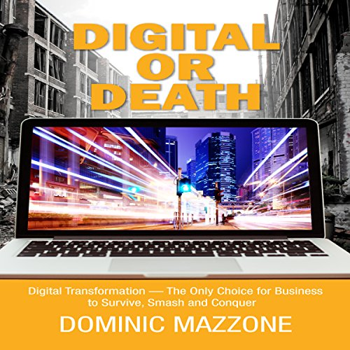 Digital or Death audiobook cover art