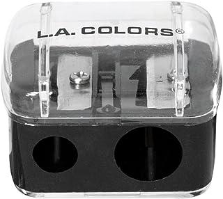 L.A. Colors Dual Pencil Sharpener, 0.19, Oz