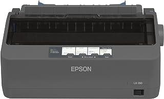 Epson LX-350 Nokta Vuruşlu Yazıcı, 240 x 144 dpi, Siyah