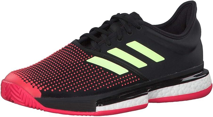 adidas Solecourt Boost M, Chaussures de Tennis Homme, 47.3 EU ...