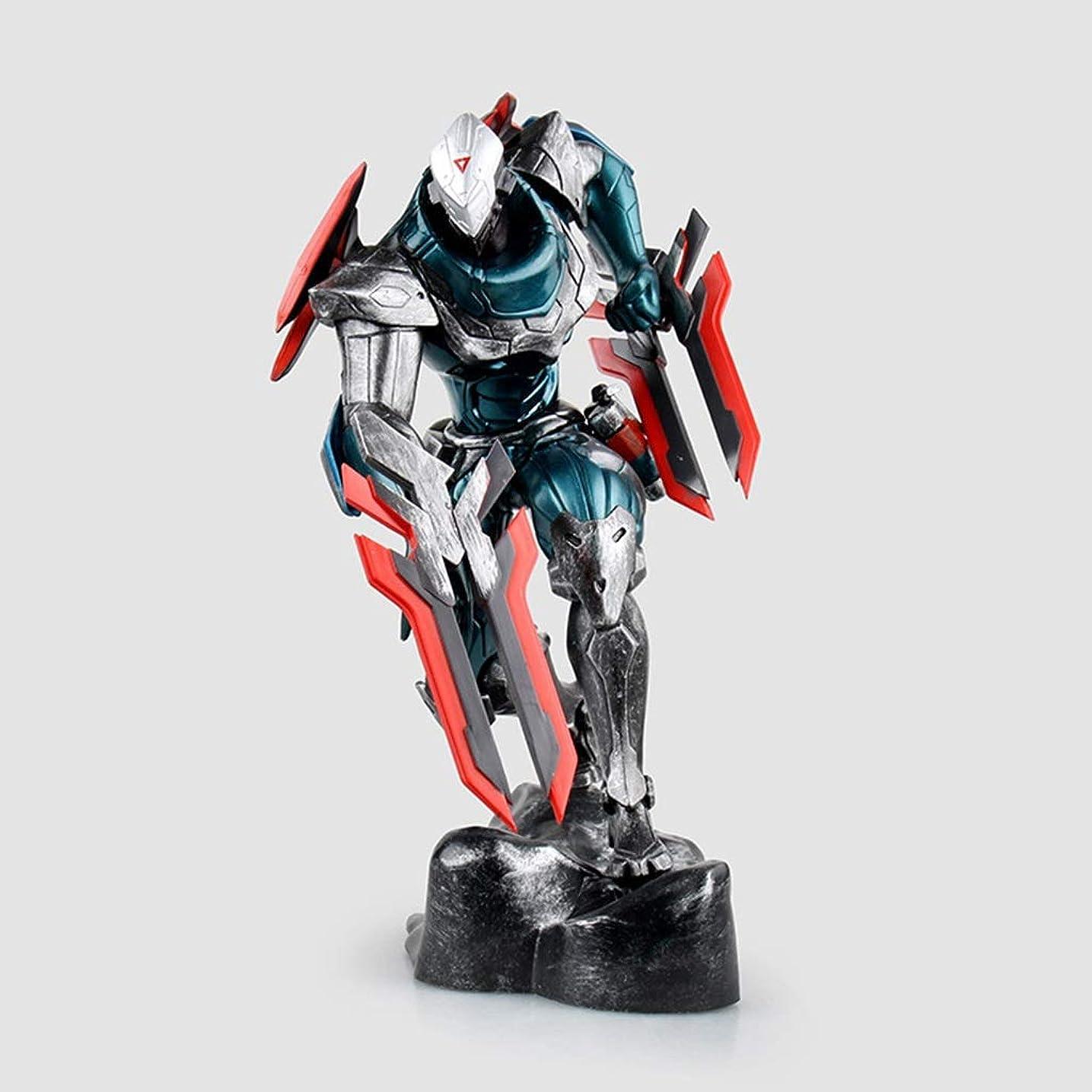 一回粘り強い完全に乾くゲームモデル、PVC子供のおもちゃコレクションの彫像、デスクトップの装飾的なおもちゃの彫像のおもちゃのモデル、ソースプランの主流(22cm) JSFQ