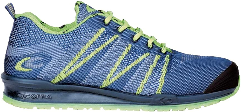 Cofra 78800-001.W37 Chaussures de travail Fluent  Taille 37 bleu